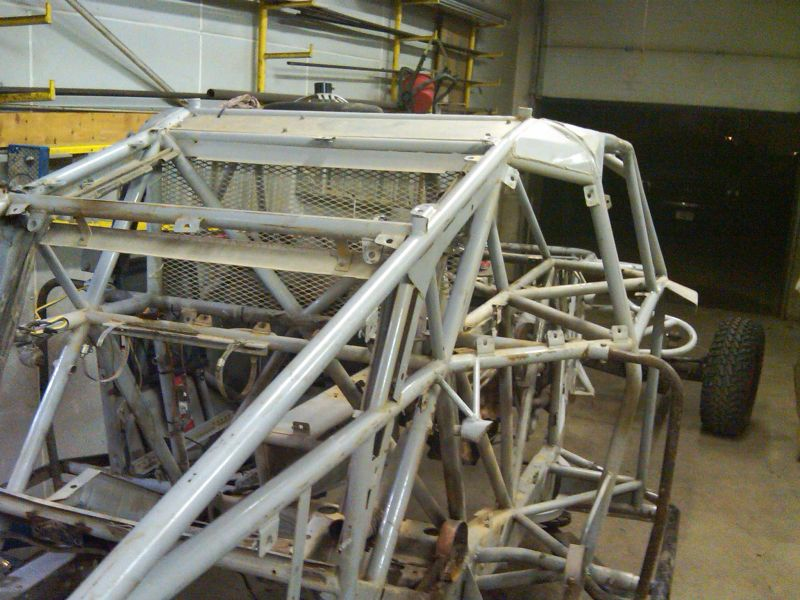 right rear bare chassis 11-11-09